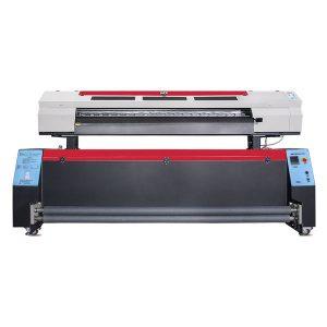 Даавуунд зориулж том хэмжээний нэхмэл даавууны дулаан дамжуулах принтер