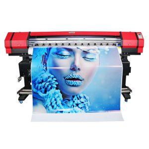 өргөн формат 6 өнгө flexo сурталчилгаа өргөс уусгагч бэхэн хэвлэгч