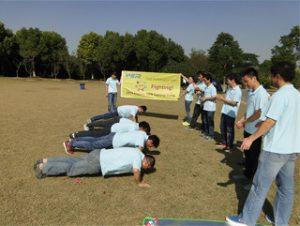 Gucun Park дахь үйл ажиллагаа, намрын 2014 4