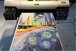 А2 хэт ягаан туяаны WER-EH4880UV принтерээс авсан зураг