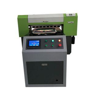 Хамгийн сайн борлуулалттай футболк сүлжмэл даавуу Flatbed Printer нийлэг хувцас хэвлэгч Flatbed Printing Machine