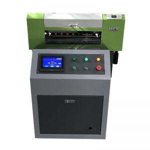 PVC хэвлэгчийн том хэлбэр зураг хэвлэгч гольфийн бөмбөг хэвлэх машин WER - ED6090UV